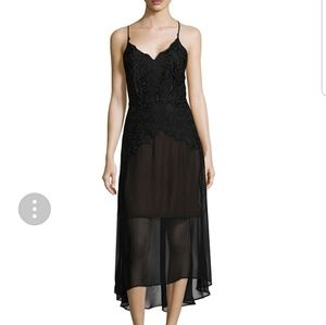 NWT Tracy Reese placement slip dress, 10
